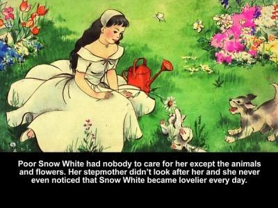 Hófehérke és a hét törpe - Diafilm