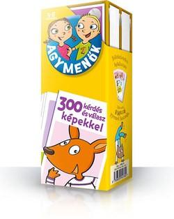 Agymenők 5-6 éveseknek / 300 kérdés és válasz képekkel