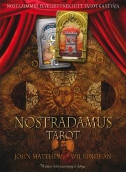 Nostradamus Tarot - Nostradamus elveszettnek hitt tarot-kártyája