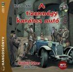 A tizennégy karátos autó - Hangoskönyv MP3