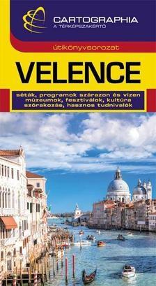 Velence útikönyv