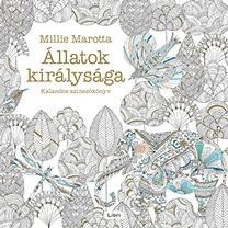 Állatok királysága - Kalandos színezőkönyv