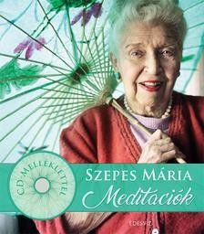 Szepes Mária: Meditációk - CD melléklettel