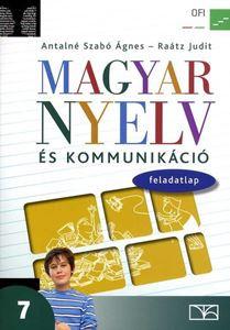 Magyar nyelv és kommunikáció. Feladatlap a 7. évfolyam számára