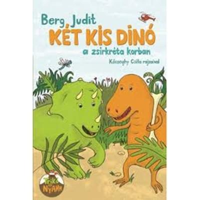 Két kis dinó a zsírkréta korban
