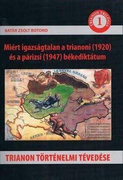 Trianon történelmi tévedése