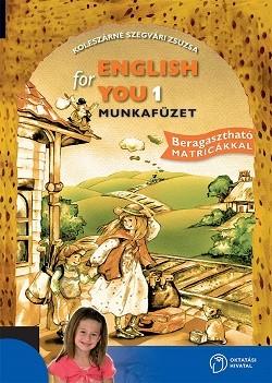 English for You 1. Munkafüzet