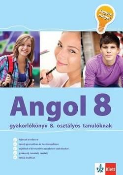 Angol Gyakorlókönyv 8- Jegyre Megy
