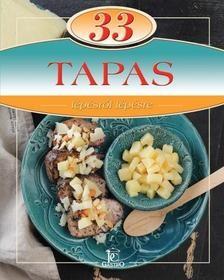 33 Tapas - Lépésről lépésre
