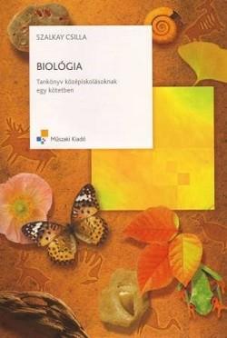 Biológia tankönyv középiskolásoknak egy kötetben