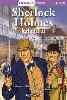 Sherlock Holmes kalandjai - Olvass velünk! 4. szint