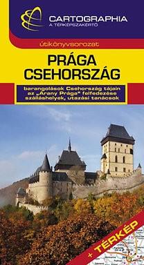 Prága - Csehország útikönyv