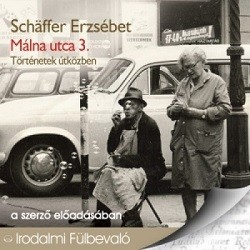 Málna utca 3. / Hangoskönyv