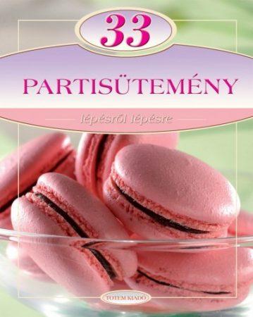 33 Partisütemény